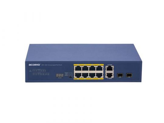 GLS1708P2C unmanaged PoE Switch
